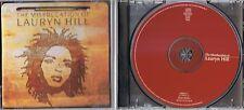 Lauryn Hill-The Miseducation of Lauryn Hill-CD ALBUM doo wop Superstar
