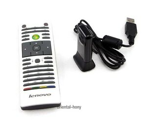 Lenovo Media Center Remote Control RC2604315/01BG USB IR Receiver OVU710018/01