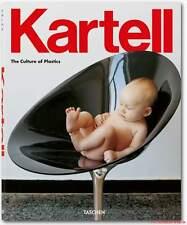 Fachbuch Kartell, Culture of Plastics, Geschichte mit vielen Bildern, BILLIGER