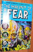 The Haunt of Fear #1 comic 1991  Gladstone
