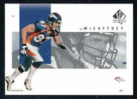 25~~ED McCAFFREY FOOTBALL CARDS~~INCLUDES  3 ~ROOKIE~ CARDS!!