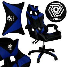 Gaming Stuhl Bürostuhl Racing Massagefunktion Gaming Chair Drehstuhl Spielstuhl