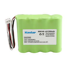 Kastar 4.8V 2500mAh Battery For Anritsu 909814B 909815B MT9090 MT9090A Equipment