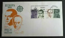 Spain First Day Covers