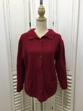 Handmade 100% Wool Jumpers & Cardigans for Women