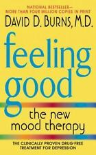 Feeling Good: The New Mood Therapy David D. Burns Mass Market Paperback