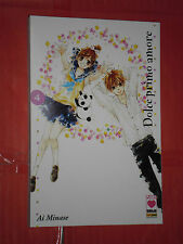 DOLCE PRIMO AMORE- N° 4 - 1° edizione DI:AI MINASE - MANGA PANINI COMICS- nuovo
