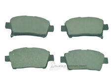 TOYOTA PRIUS 1.5 2001-2010 FRONT BRAKE DISC PADS SET OF 4 NEW