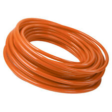 "Firm Durable Orange Tubing Food/Beverage Inner Dia 3/8"" Outer Dia 1/2"" - 100 ft"