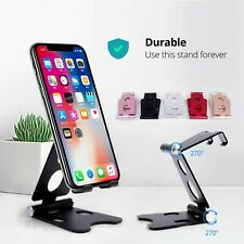 Phone stand (Small) + Bundle 2 pieces of 2M USB to 90° Micro USB cable