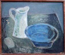 Peintures du XXe siècle et contemporaines encadrés