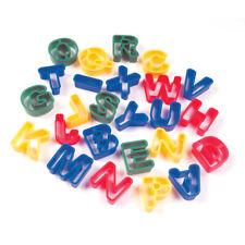 "Dough & Clay Cutter Set, Capital Letters, 1.5625"", 26 Pieces"