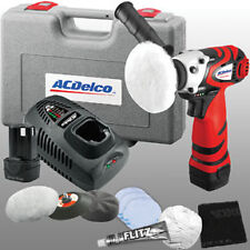 12V Cordless Lithium-Ion 3 in. Mini Polisher with Headlight Restoration Kit