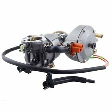 Dual Fuel LPG Carburetor For Duromax XP10000EH 10000 Watts 18HP Generators Motor