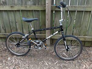"""RARE Vintage Redline 300 series three 20"""" bmx bike survivor 1990"""