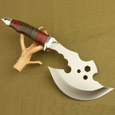 Ultimate Camping Survival Tactical Axe Fire Axe Field Hand Multi Tool