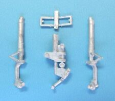 P-51 Mustang Landing Gear for 1/48th  Scale Hasagawa Model SAC 48177