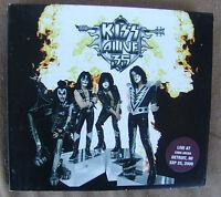 KISS Alive 35 2009 Concert Online OOP Ltd Edition CD Cobo Detroit 9/25 10TRK