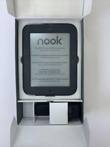 Nook Simple Touch eBook Reader. Unused Unwanted Gift BNRV300.