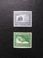 "Germany #C59-60 MNH, 1938 ""Zeppelin,"" Scott Catalog Value $ 45.00"