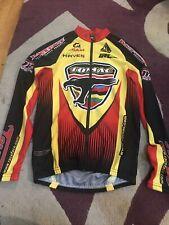 Race Face Tomac Long Sleeve Cycling Jersey
