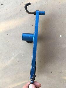 Hill Docking Bracket for Steadicam GPI PRO Stabilizer 1 1/2 post  Small bend