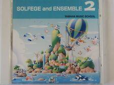 Yamaha Music School - Solfege & Ensemble 2 - Japan CD