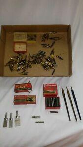 Vintage Lot of Esterbrook Speedball Ink Pens Judges Quills 2 Congressional Nibs!