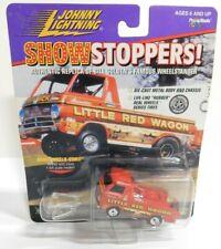 "Johnny Lightning Show Stoppers - Bill ""Maverick"" Golden's Little Red Wagon 1:64"