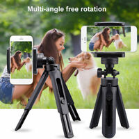 FJ- Portable 360 Degrees Rotation Tripod Holder Stand for Mobile Phone Camera St