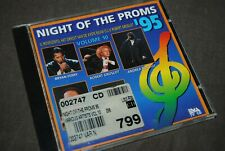NIGHT OF THE PROMS '95 - COMPILATION CD / EVA - 7243 836201-2 / 1995