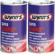 WYNN'S Super Charge 2x 325ml Dose Ölverbrauchsstop