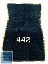 1968-72 Oldsmobile Cutlass / 442 Carpeted Floor Mats - Embroidered - Blue