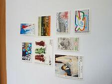 timbres France 2968 2969 2970 2971 2972 à 2975  année 1995 cote 15,75€ VF 5,32€