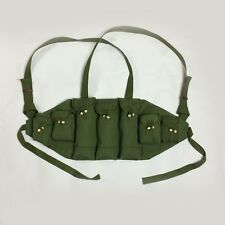 SURPLUS CHINESE REPLICAS 56*TYPE AMMO POUCH RIG FOR AK - FORTY- 7 AK POUCH