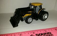 1/64 ertl custom farm toy agco cat challenger mt665c tractor duals fwa & loader