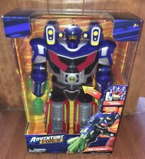 NEW Adventure Force Astrobot Walking Robot Kids Play Toy Action Figure Moving 3+