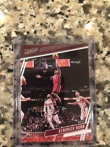 🔥Kendrick Nunn 2019-20 Chronicles Silver Prestige Basketball Rookie Card HEAT🔥