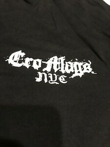 CRO MAGS/ NYHC/ LOWER EAST SIDE ULTRA RARE Cro Mags Army Shirt Large never worn