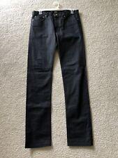 APC jeans petit standard black 33