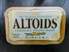 Altoids Ginger - Sealed - Discontinued Rare Collectors