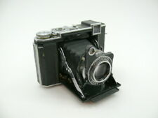 Zeiss Ikon Super Ikonta 532/16 folding camera w/80mm F:2.8 Tessar lens