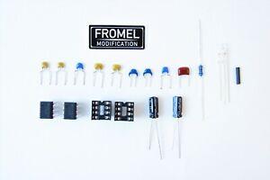 Fromel Supreme Mod Kit for Boss BF-2 Flanger Pedal