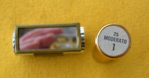 ANCIEN ETUI POUR ROUGE A LEVRES 25 moderato AVEC MIROIR  lipstick tube **