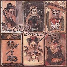 Ponga Ponga Audio CD
