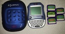 Quantum Leap iQuest Handheld Educational 5th Grade Math Science Starter Pack
