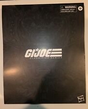 "G.I. Joe Classified Series-6"" Snake Eyes Deluxe - Hasbro Pulse Exclusive In Hand"