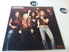 lp 33 PROMO Scorpions Virgin Killer  RCA Victor PPL 1-4225 ITALY 1977