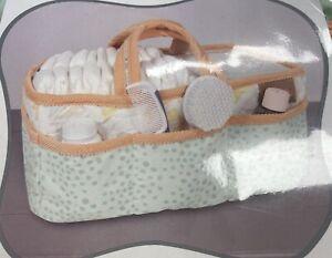 Dr Suess Storage Caddy Organizer Nursery Baby Toys Diaper Wipes Gift Pockets NEW