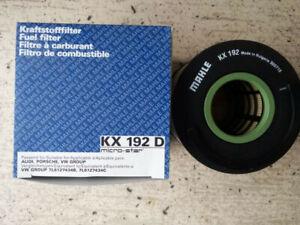 for Audi Q7 4LB  2006-2010 Fuel Filter & for VW Touareg 3.0 V6 TDI 04-10